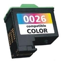 Cartucho Lexmark 26 color