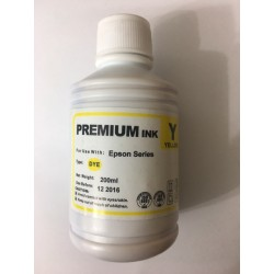 Tintas Epson x 200 ml Yellow